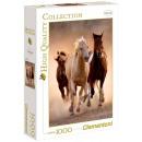 Running Horses 1.000 parti Puzzle HQC