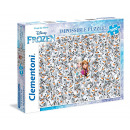 1000 pieces Puzzle Impossible frozen