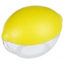 lemon box Display , yellow