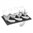Schiefer Aperitif Set 17p