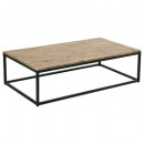 edena coffee table, brown