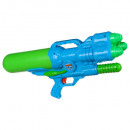 wholesale Toys: pao pistol 3jets / 57cm pump, 2- times assorted ,