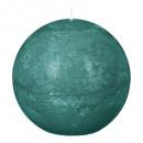 emer d10 candela a sfera rustica, verde medio