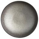 plato hueco taller gris 19cm.