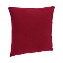 Kussen rode jas 38x38, rood