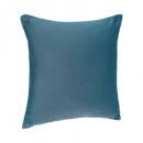Kissen dehoussable kann 38x38, blau