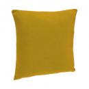 Kissen deersable Ocker 38x38, gelb