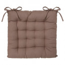 silla galette taupe 38x38, taupe