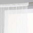 függöny fehér huzal 120x240, fehér