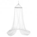 Cielo de cama blanca de 60x250, blanco