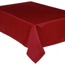 mantel antimanchas rojo 140x240, rojo