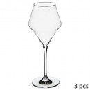wholesale Drinking Glasses: wine glass x3 clarillo 27cl