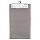 alfombra lisa 50x80 gris, gris