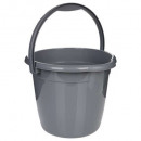 wholesale Cleaning: bucket 12l, 3- times assorted , multicolored