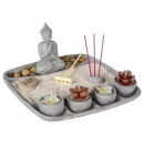 wholesale Home & Living: Zen garden cement 24x24x12, gray