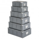 esquinas de metal de caja x6 croco nr / gr, 2- vec