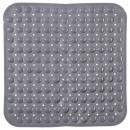 Fondo de ducha pvc 54x54cm gris, gris.