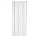 wholesale Bath & Towelling: shower curtain eva white, white
