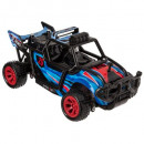 RC vehicle racing driver 1:18, 2- times assorted