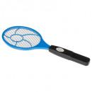Raqueta anti mosquitos displ, 4 veces surtido , co