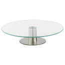 wholesale Drinking Glasses:glass turntable 30cm