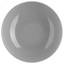 plato hueca 22cm gris, gris