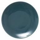 plato postre de almendras verdes 21cm, gris