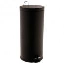 Großhandel Haushaltswaren: Müll 30l rund schwarz, schwarz