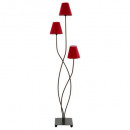 floor lamp 3 head abj h150, 3- times assorted , co