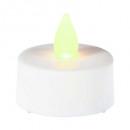 candelita vela x18, blanco