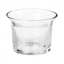 transparent evase tealight h4.6, transparent