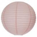 d45 pink plain ball lantern, 4- times assorted , s