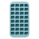 bac glacons silicone + plateau x32, 3-fois assorti