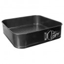 wholesale Microwave & Baking Oven: square demountable mold, black