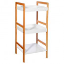 badkamer plank 3 niveaus bamboe / mdf