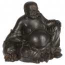 Big buddha laughing mm, black