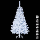 white snowflake artificial tree 150cm