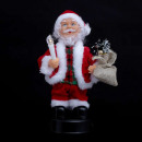 Santa Claus trad Santa Claus 24 cm ms / mv, 2-time