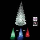 Künstliches Tannenbaumakryl der Weihnachtsdekorati
