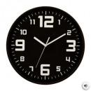 wholesale Clocks & Alarm Clocks: pendulum plast silence black d30, black