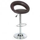 bar stool sasha choco, brown