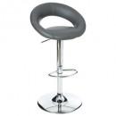 bar stool sasha gray, gray