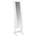 white jewelry armoire gm, white