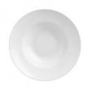 assiette pates blanc 27cm