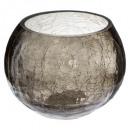 tealight glass colonial craq h10, 3- times assorte