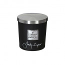 scented candle jar im loyd 130g pm, black