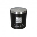 scented candle dou co loyd 130g pm, black
