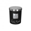 scented candle aur bo loyd 210g mm, black