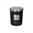 scented candle ins su loyd 490g gm, black