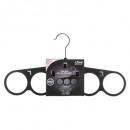 Großhandel Tücher & Schals: Filzhänger schwarz, schwarz